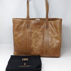 NEW Frye DB181 Melissa Shopper Italian leather
